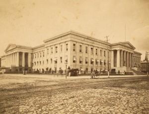 Patent Office ca 1870